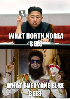 What Korea sees
