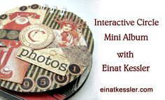 Interactive Circle Mini Album - part 1