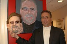many faces of Ronnie Mund Howard Stern Show, Many Faces, Portrait, Fictional Characters, Headshot Photography, Portrait Paintings, Fantasy Characters, Drawings, Portraits