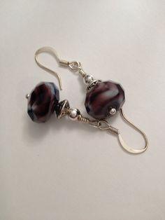 Beaded dangle earrings by daretodangle on Etsy, $10.95