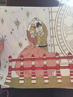 Enchanted Kingdom A Fairy Tale Coloring Book By Kimberly Kay And AN Gephart