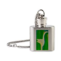 Crane Flask Necklace$19.50