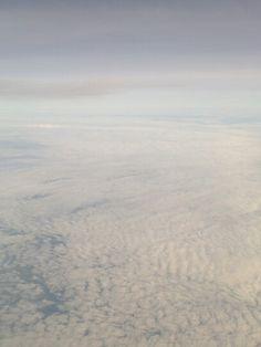 Clouds....