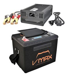 "Tender for FORD CAR Battery VMAX BC1204 3.3Amp 4-Stage 12V /""Smart/"" Maintainer"