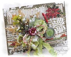 My Little Craft Things: Frilly and Funkie - Holiday Hues