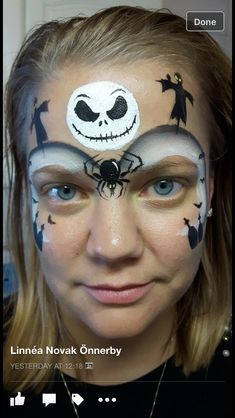 226 Best Face painting Halloween images  f7e45a968a6c