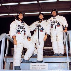 Apollo 7 | Crew Photo: Apollo 7