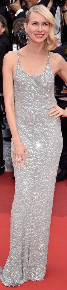 Naomi Watts veste Michael Kors Collection - Cannes 2016