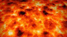 After Effects 110 Lava y liquidos turbulentos con ruido y desplazamiento