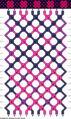 10 strings 16 rows 3 colors