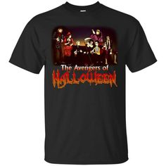 Halloween T shirts The Avengers Of Halloween Hoodies Sweatshirts