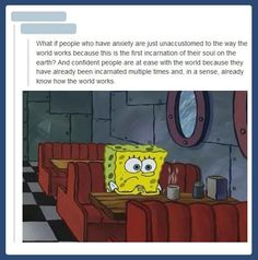 An interesting thought for Spongebob's lunch lol silly...