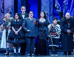 """Check out new work on my @Behance portfolio: """"The Addams Family"""" http://on.be.net/1O6JCFR"""