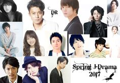 Upcoming Japanese Drama – Spring 2017