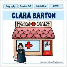 Clara Barton website with activity ideas and great photographs ...