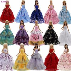 AB/_ JN/_ Mini Mannequin Dress Clothes Gown Model Stand for Barbie Doll Display Ho