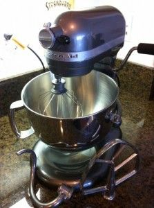 This site is all about recipes and tips for kitchenaid mixers.