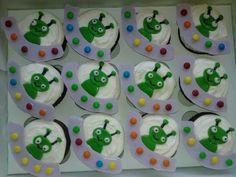 SciFi cupcakes