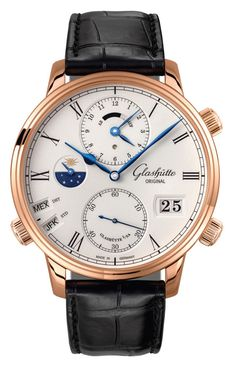 Glashütte Original Introduces the Senator Cosmopolite   WatchTime - USA's No.1 Watch Magazine
