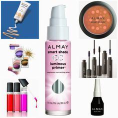 GIVEAWAY open to Canadians! Almay prize pack values at over $115