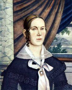 Artist: Unknown Mrs. Briggs 1840