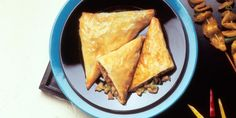 ASIAN DUCK STRUDLE....Maple Leaf Farms Duck Recipes