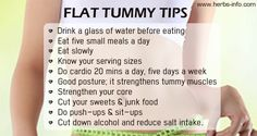 11 Of The Best Science-Supported Flat Tummy Tips