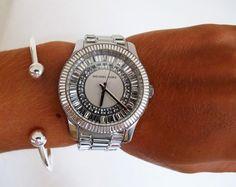 Michael Kors Allover Glitz Watch - on my wishlist