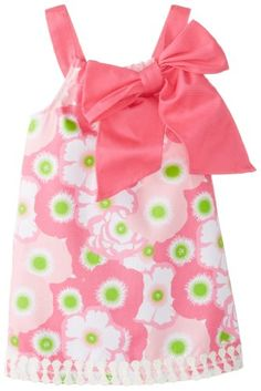 Mud Pie Baby-Girls Infant Lilly Pad Dress with Bow, Pink/Green/White, 12-18 Months Mud Pie http://www.amazon.com/dp/B00I03EJP6/ref=cm_sw_r_pi_dp_mNi0tb14KF445STB