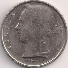 Motivseite: Münze-Europa-Westeuropa-Belgien-Frank-5.00-1948-1981