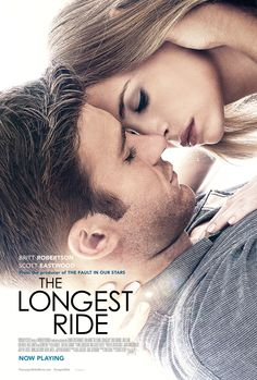 Love is everything. Check out the exclusive international poster for The Longest Ride!