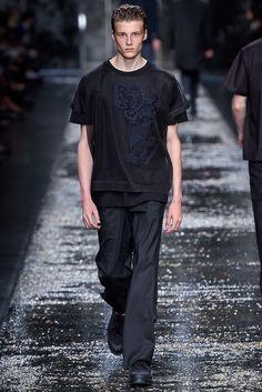 Fendi Spring 2016 Menswear Collection Photos - Vogue