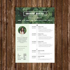 Curriculum Vitae Examples, Curriculum Design, Creative Curriculum, Creative Cv, Creative Resume Templates, Graphic Design Resume, Brochure Design, Cv Template Student, Beau Cv