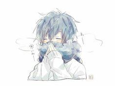Today's weather so cold~ amor boy dark manga mujer fondos de pantalla hot kawaii Chibi Anime, Kawaii Anime, Cute Anime Guys, Anime Boys, Manga Art, Anime Art, Otaku Anime, Kise Kuroko, Cosplay Anime