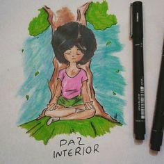 Meditation by ISilvb