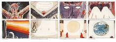 Jean 'Moebius' Giraud - Unseen Dune - Dune - Behind The Scenes Frank Herbert, Jodorowsky's Dune, Character Concept, Concept Art, Dan O Bannon, Moebius Art, Jean Giraud, Roman, Plus Tv
