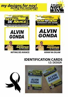 ID's  Designer: Alvin Gilbert Dc. Gonda  Email: abugonda@yahoo.com