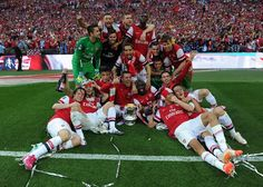 Pictures: FA Cup final celebrations | News Archive | News | Arsenal.com