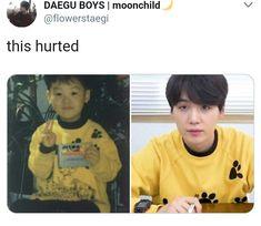 Omg he has always been so adorable Bts Suga, Min Yoonji, Les Bts, Bts Tweet, Yoongi, About Bts, Bts Members, Bts Pictures, Bts Boys