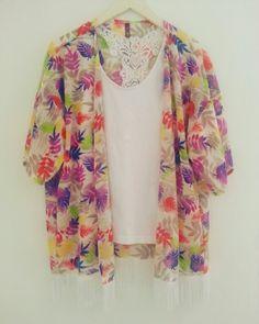 Kimono Flower #pandoraatelierstyle #newarrivals #springcollection #ss16 #springstyle