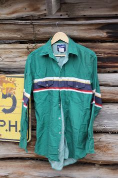 Wrangler Western Shirt by TheResourcefulMan on Etsy, $15.00