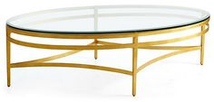Elaina Cocktail Table on shopstyle.com