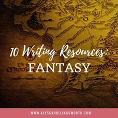 10 Writing Resources: Fantasy - Writing tips | writing advice #CherylProWriter Writing Fantasy, Fantasy Story, Fantasy Romance, Writing Resources, Writing Tips, Starting A Book, Free Books, Marriage, Writing Prompts