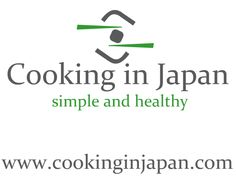 A great resource for cooking in Japan. Lots of healthy and easy to make recipes.