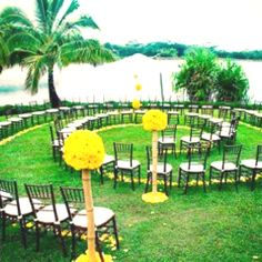 Unique wedding idea - would be good for close friends / family only weddings and if not having a bridal party.