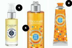 Novos produtos Karité e Mel da L'Occitane