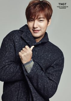 Lee Min Ho - F/W 2015 For TNGT