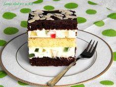 Ciasto Bajka wg. Siostry Anastazji