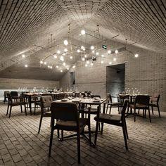 Capo restaurant, Shanghai, 2012