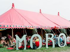 Weekend Life...Wilderness Festival 2012, Oxfordshire